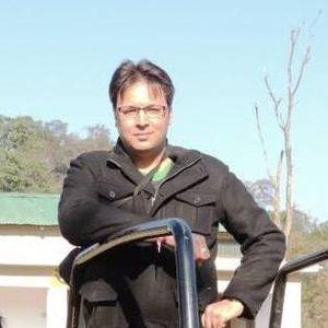 Nitinn Singhal Travel Blogger