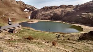A solo trek to the unexplored Parashar Lake