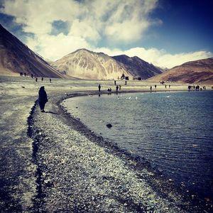 Leh'd in Ladakh