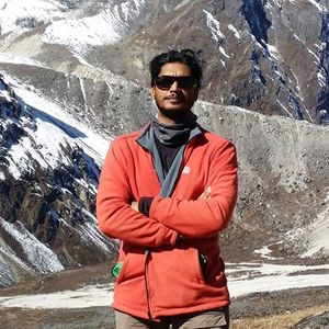 Sreether Sundaram Travel Blogger