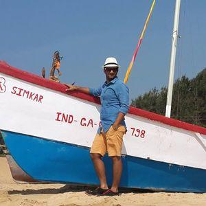 Vikram Savla Travel Blogger