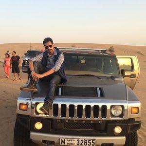 Sanchit Shrivastava Travel Blogger