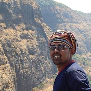 Yogendra Patil Travel Blogger