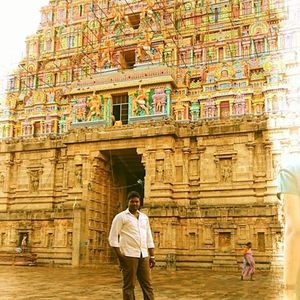 Vignesh RV Travel Blogger