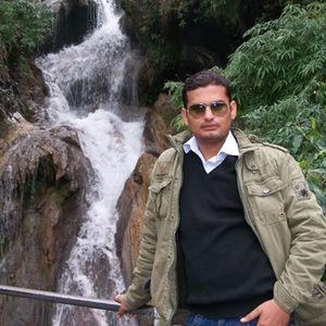 Vedprakash Choudhary Travel Blogger