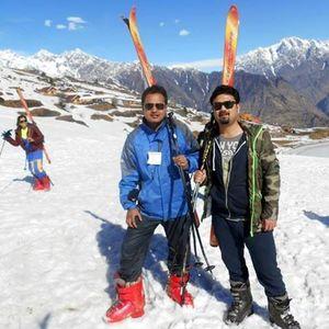 Pranjal Sah Travel Blogger