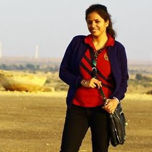 Rupali Rout Travel Blogger