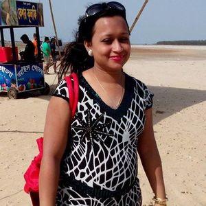 Sujata Sinha Travel Blogger