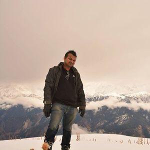 Aditya Gupta Travel Blogger