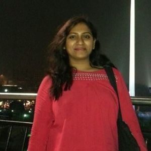 Madhavi Marasakatla Travel Blogger