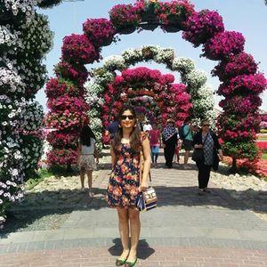 Aradhana Bakshi Travel Blogger