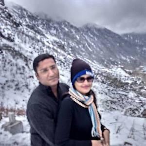 Shivani Mehrotra Travel Blogger