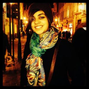 Sharon Nadeem Travel Blogger