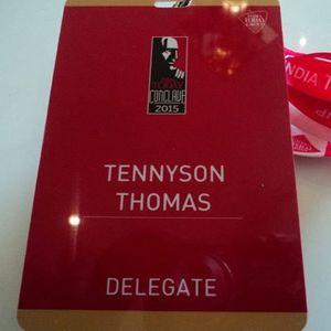 Tennyson Thomas Travel Blogger