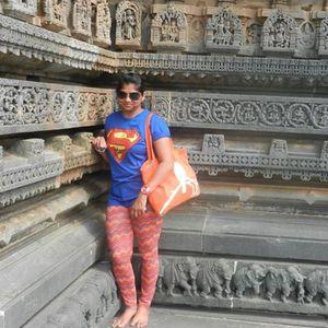 Sandhya Moole Travel Blogger