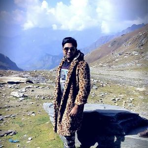 Shashank Sharma Travel Blogger