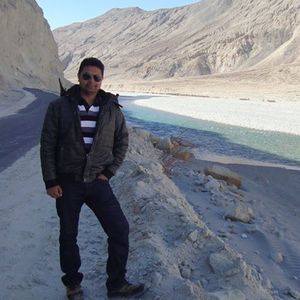 Prince Jain Travel Blogger