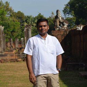 Guruprasad Krishnaraj Travel Blogger