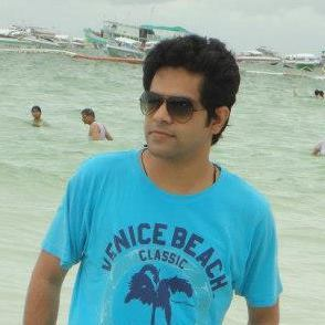 Sumit Anand Travel Blogger