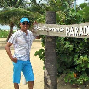Adesh Giri Travel Blogger