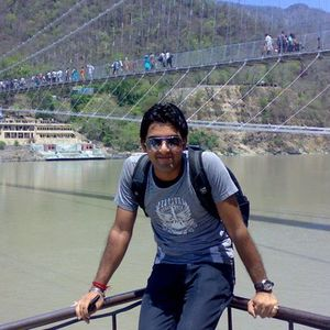 Arjun Chadha Travel Blogger