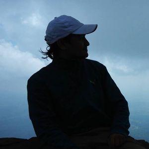 Vijay M Megalamani Travel Blogger