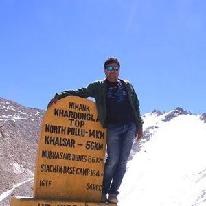 Ganesh Chandrashekariah Travel Blogger