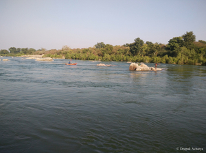 Kayaking In Orchha - An Exhilarating Experience