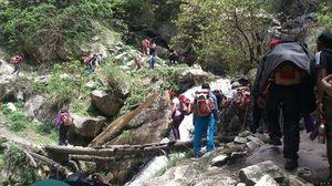Himalayas - Malana and Chandrakani Pass