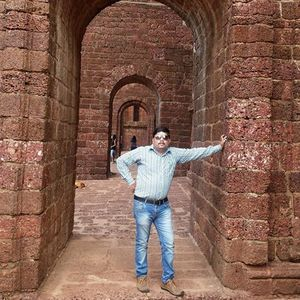 Anand Harde Travel Blogger