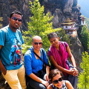 Namesh Killemsetty Travel Blogger