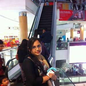 Adrita Banerjee Travel Blogger