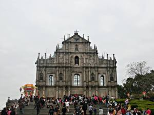 A day in Macau