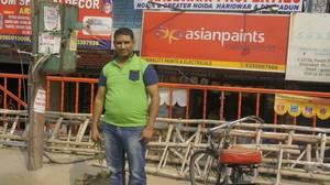 MY VASUNDHARA PAINT SHOWROOM,DIWALI-2014