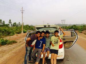 Impromptu trip to Gokarna