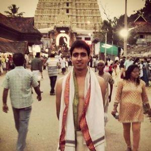 Mishra Anish Anand Travel Blogger