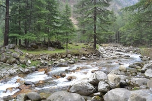 Parvati Valley - The hidden treasure in Himalayas