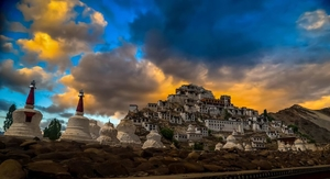 7 Spectacular Monasteries in India Where You Can Stay and Unwind