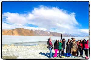 With love – from Ladakh