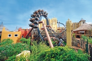 When it comes to theme parks, Germany is winning the game