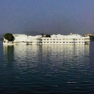 """Udaipur: City Of Lakes"" and ""Sajjangarh Forest Trail to Bari Ghat"""