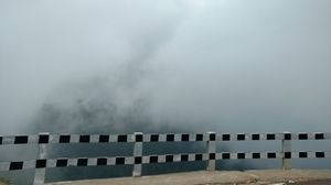 Meghalaya - truly in the abode of clouds & lap of nature :)
