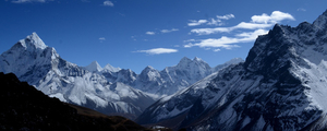 A grand walk in the Everest region !