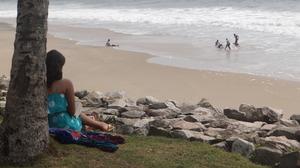 Sunshine, Sand and Jellyfishes - Varkala