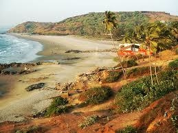 Solo Backpacking in North Goa Part 1 - 3 days vagator
