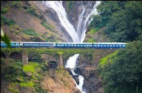 Trip To Dudhsagar Waterfalls Goa