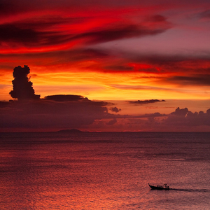 14 Fantastic Places To Witness The Last Sunset of 2016!