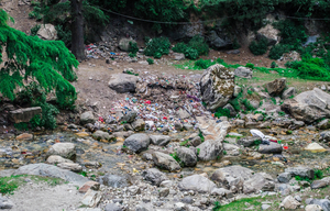 The Truth Is You Will Not Find Peace In The Exceptionally Crowded Village of Kasol