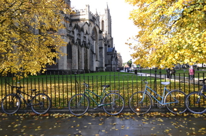 London Getaway: The Streets of Bristol