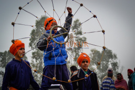 Love thrills... Must visit Rural Olympics at Kila Raipur